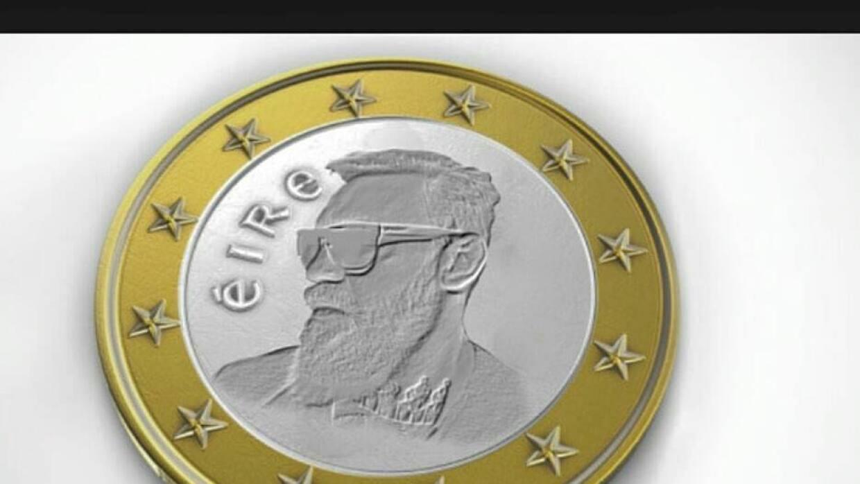 Conor McGregor quiere aparecer en las monedas de un eruo