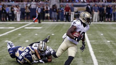 Highlights, Pretemporada Semana 1:  New Orleands Saints vs. Saint Louis...