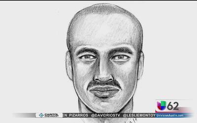 Autoridades de Austin buscan al sospechoso de asaltar sexualmente a una...