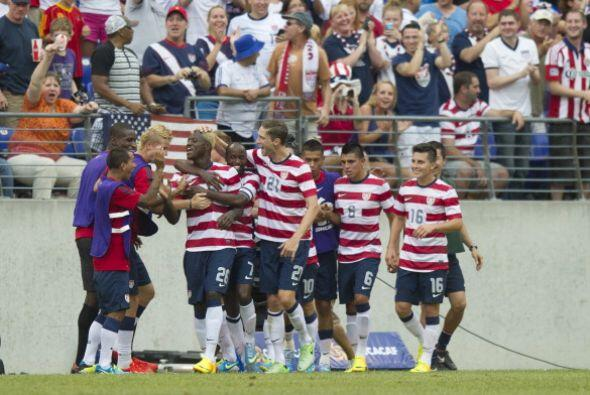 Enfrente de Honduras estará la selección de Estados Unidos, que ha conta...