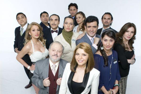 Este fue su más reciente participación en una telenovela d...
