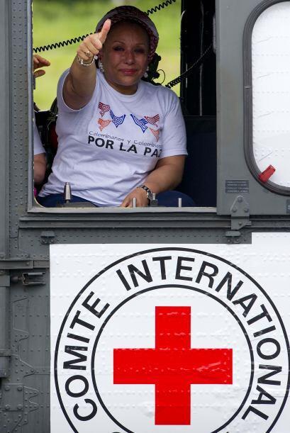 2 de abril. Las Fuerzas Armadas Revolucionarias de Colombia (FARC) liber...