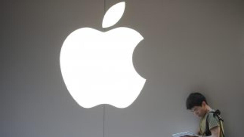 El gigante de la informática Apple, que debería lanzar una versión mini...