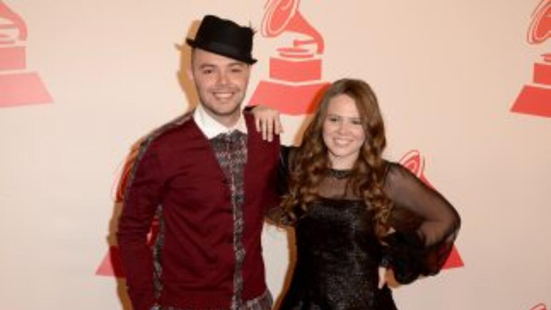 Jesse & Joy llegará a la ceremonia de los Latin GRAMMY 2014 para compar...