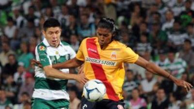 Morelia y Santos abren la jornada 12 del Clausura 2014.