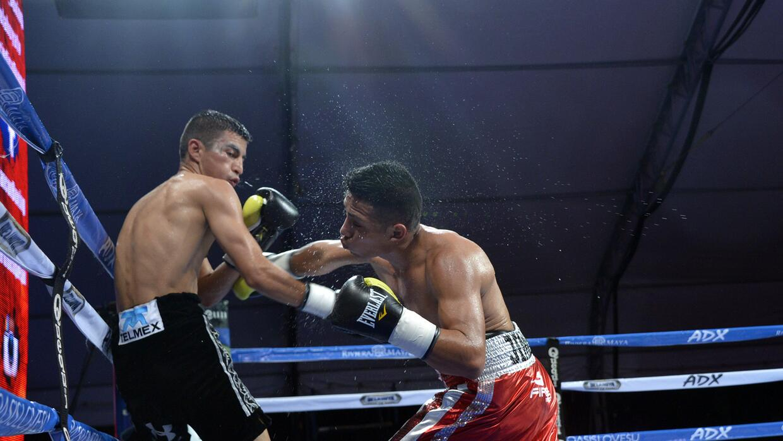 Morales cayó ante Jiménez