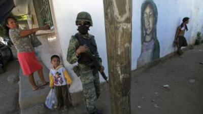 Un informe de la ONU reveló que el delito de las desapariciones forzadas...