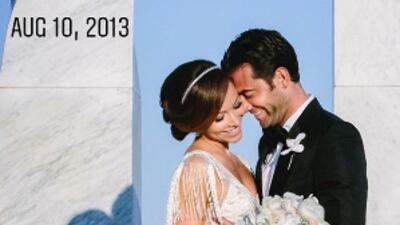 13 detalles que no conocías de la boda de Satcha Pretto en 13 fotos