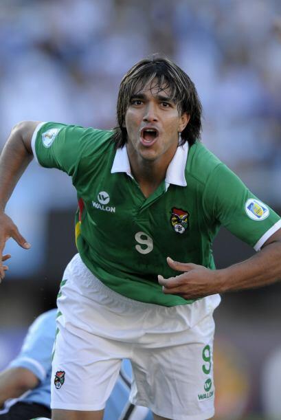 El Gremio de Porto Alegre fichó al internacional boliviano Marcel...