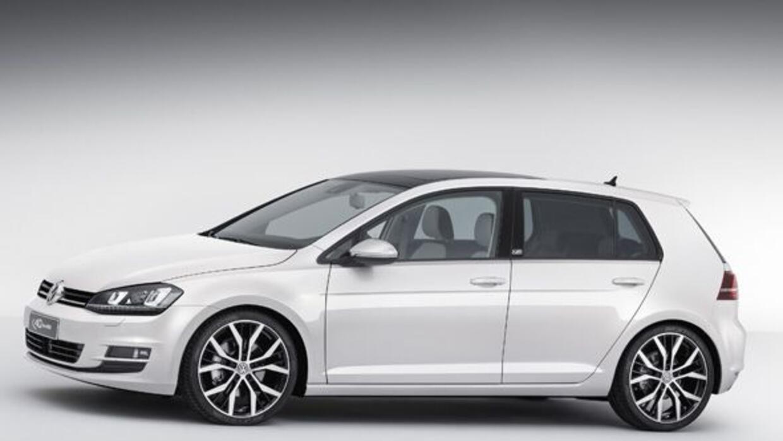 El golf Edition conmemora el éxito mundial del auto y su 40 aniversario.