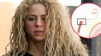 Shakira cuerdas