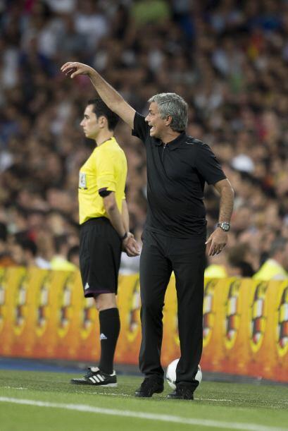 Mourinho estaba incómodo por cómo se habrían espacios en su equipo y el...