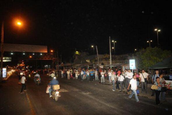Ortega elevó la alerta amarilla (preventiva) a la roja o de evacuación a...