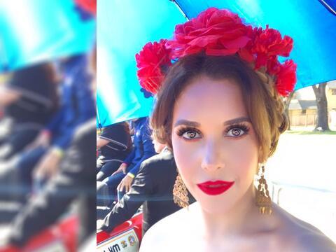 Erika Reyna - Desfile de East L.A.