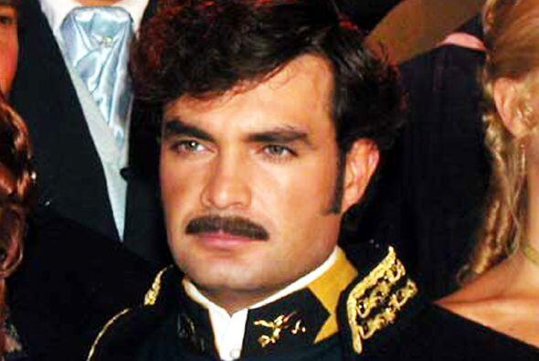 """Mauricio Islas interpretó a """"Adolfo Solis""""."""