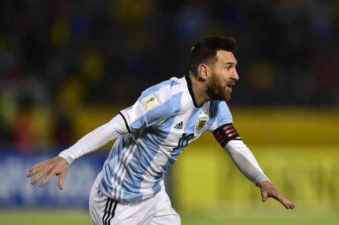 Argentina: Lionel Messi le dio su voto a Luis Suárez y Luis Enrique. Jor...