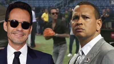 Marc Anthony sigue los pasos de A-Rod: así lo vimos incursionando en el béisbol