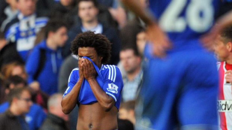 La derrota ante Sunderland parece haber terminado con las aspiraciones l...