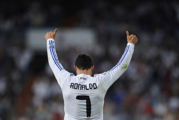 El primero del partido lo anotó el portugués Cristiano Ronaldo con un to...