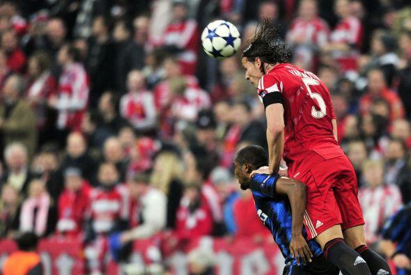 Con esto, el Bayern volvía a clasificar a la fase de Cuartos de Final.