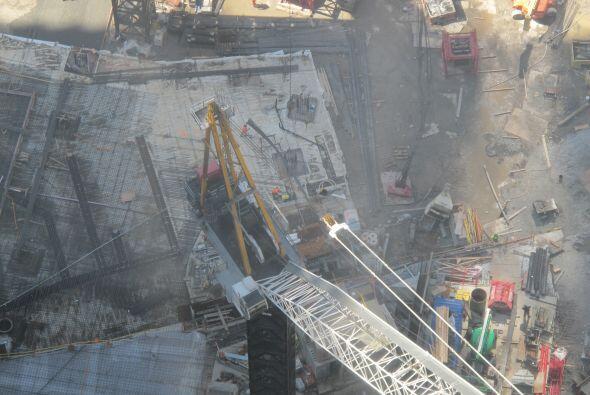 Varios edificios conforman el proyecto completo, que se levantarán en el...
