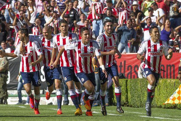 Chivas sorprendió con un torneo en el que pocos le apostaban a que reali...