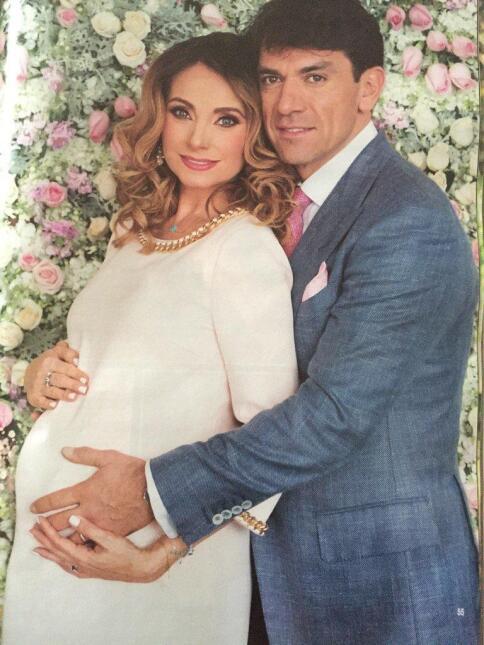 Jorge Salinas y Elizabeth Álvarez celebran 6 años de casados, así fue su...