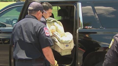 Al menos 37 niños mueren cada año encerrados en autos por el calor, segú...