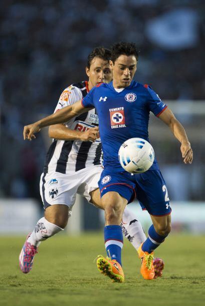 Fausto Pinto, lateral izquierdo, Gerardo Torrado, contención, Pablo Barr...