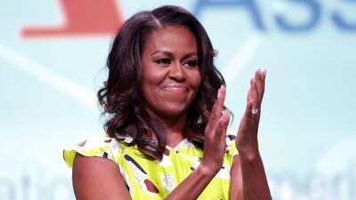 Conseguir entradas para ver a Michelle Obama es casi tan difícil como ver a una superestrella pop