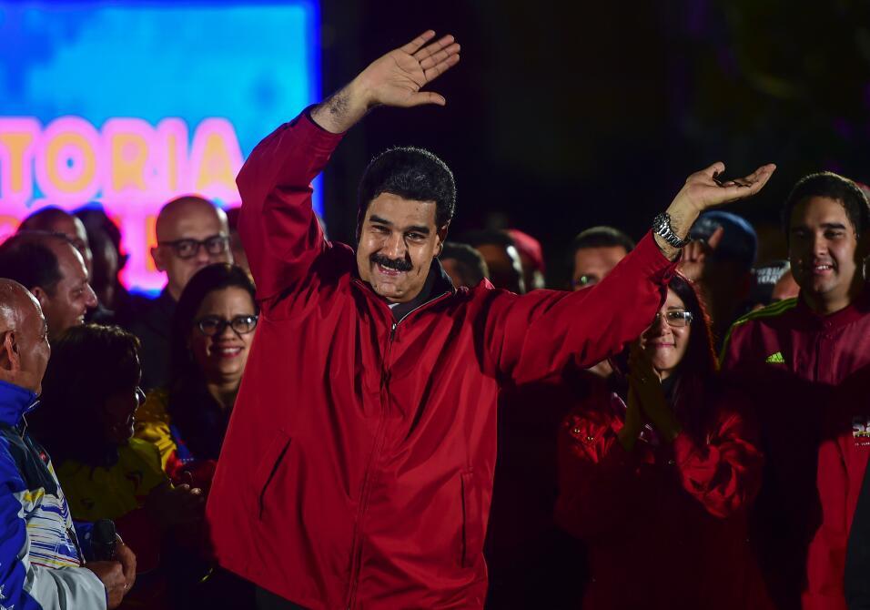 Resultado de imagen para Maduro se libera de rivales chavistas para las elecciones presidenciales