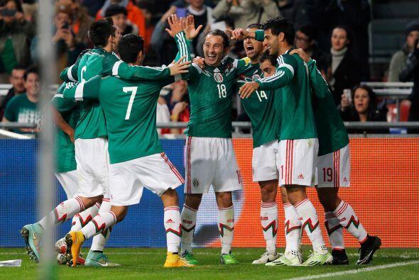 El Grupo C presenta a México como el candidato a llevarse el grupo y com...