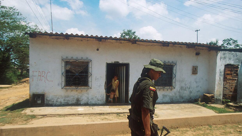 FARC menores