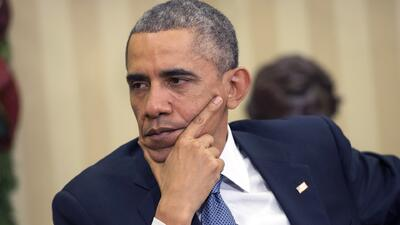 Los republicanos demandan a Obama por acción ejecutiva