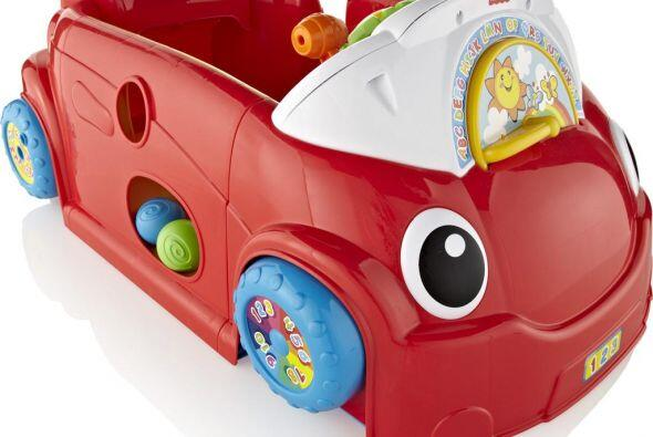 Fisher-Price Laugh and Learn Crawl Around Car, $44.99