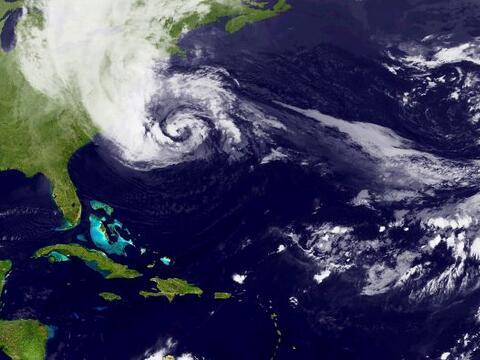 Preparativos Sandy
