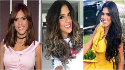 Los cambios de look de Francisca Lachapel hasta convertirse en la Rapunzel de Despierta América