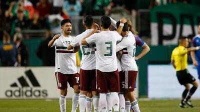 El Tri entrará al Top 15 del Ranking FIFA en la próxima actualización