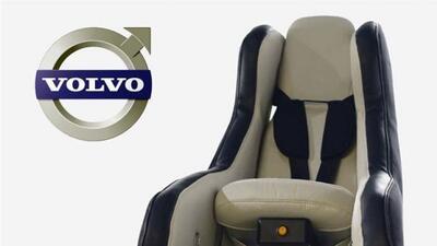 La nueva silla cuenta con una conexión wireless para poder controlarla a...