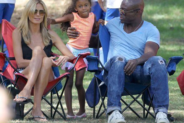 Seal adora a sus hijos.