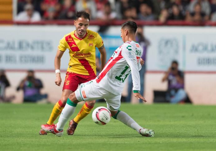En fotos: Necaxa queda fuera de la Liguilla tras perder con Morelia 2017...
