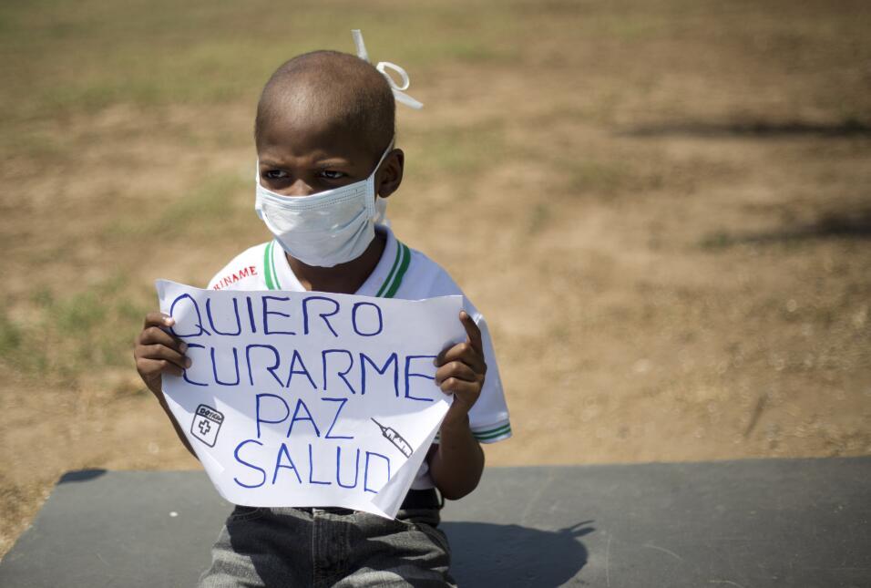 La muerte del niño Oliver Sánchez, el 26 de mayo, se convirtió en símbol...