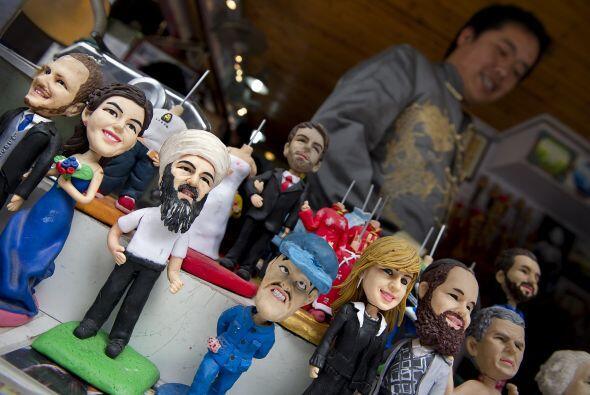 China también se ha puesto a tono con estos souvenirs. Y tú, ¿comprarías...