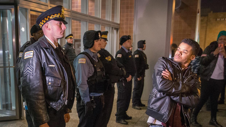 Investigación sobre actuación policial