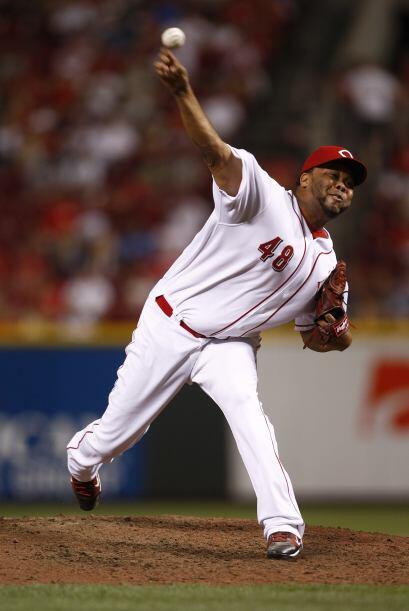 RP. Francisco Cordero. Rojos de Cincinnati. En la temporada lleva 29 res...