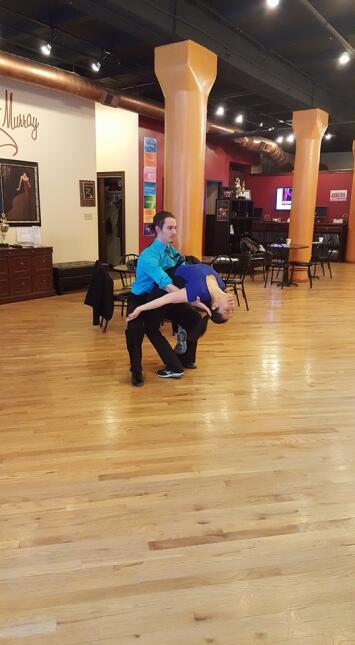 Ericka Pino participará en Dancing with Chicago Celebrities