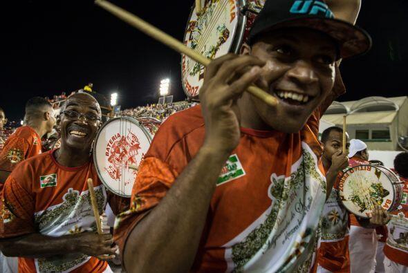 Aunque el corazón del Carnaval de Brasil está en Río de Janeiro, el espí...