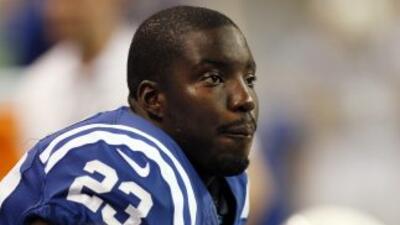 El futuro de Vontae Davis con los Colts es incierto (AP-NFL).