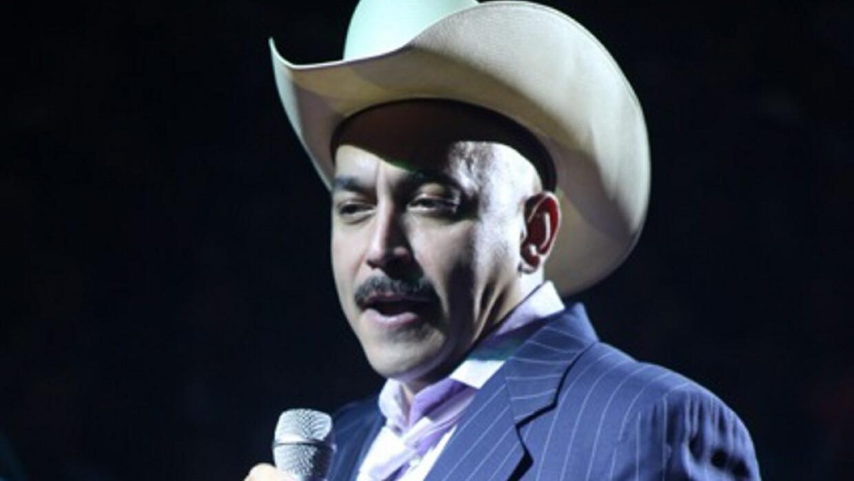 El cantante celebró 20 años de carrera artística.