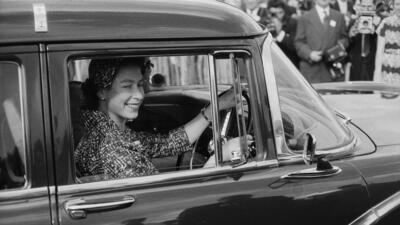 A la familia real inglesa también le gustan los carros